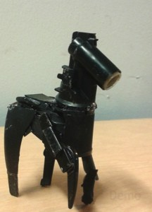 dark horse 4